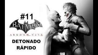 Batman Arkham City - Detonado Rápido 11ª Parte: Confronto com o Coringa na Casa Maluca