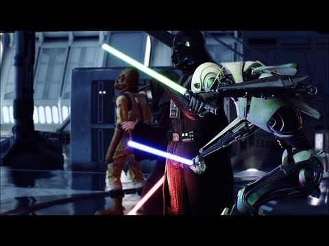 Star Wars Battlefront 2 Heroes Vs Villains 606 Grievous MVP Beat Them Into Submission thumbnail