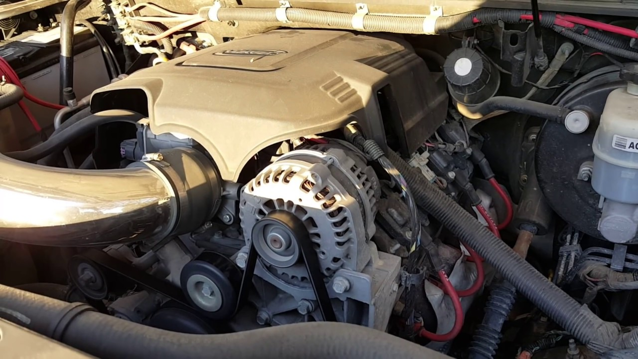 2007 Chevy Colorado Engine Diagram 2008 Tahoe Rough Idle Cheap Simple Fix Youtube