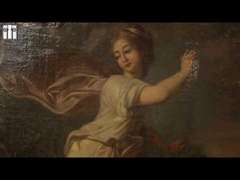 """Видеорубрика """"Картины на карантине"""": Амур и нимфы"""
