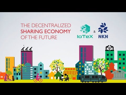 Blockchain For Smart Homes - Proof Of Concept (IoTeX & NKN)