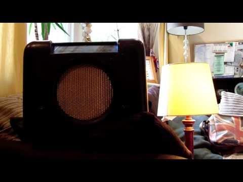 Boheme Giacomo Puccini radio Bush