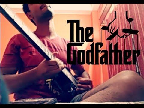 Slash | God Father Love Theme | Guitar Cover | Joy Sarkar