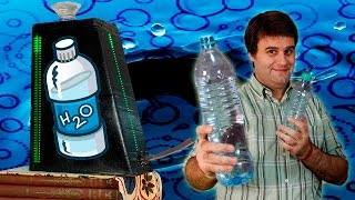 La máquina de multiplicar agua | Ciencia mágica