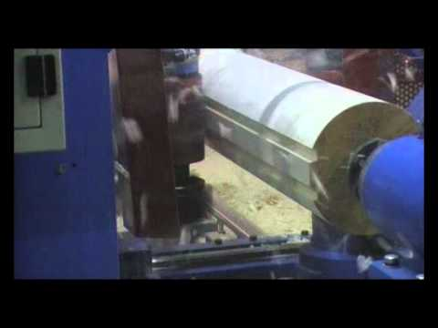 Log Lathe Milling Machine Log Home Machine Center By S