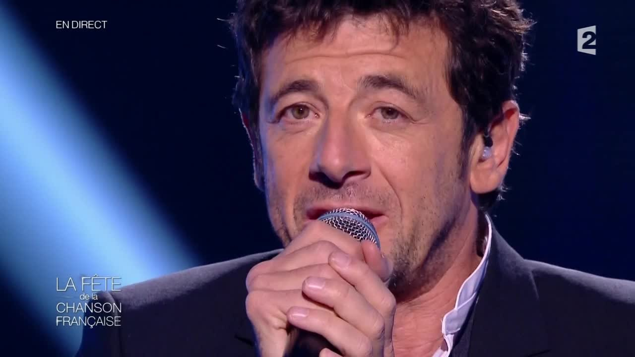 patrick bruel j 39 aurai chant peut tre f te de la chanson fran aise 2014 youtube. Black Bedroom Furniture Sets. Home Design Ideas