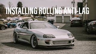 How Does Rolling Anti Lag Work? (AEM Infinity)