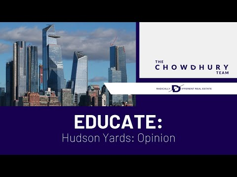 Hudson Yards, Opinion | NYC Real Estate