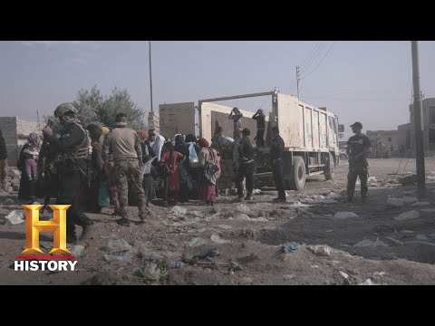Hunting ISIS: The Refugee Crisis (Season 1, Episode 4) | History