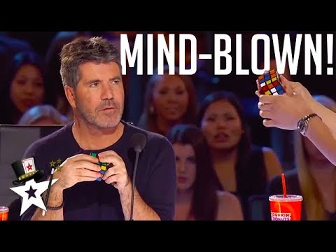 Magic Audition That AMAZED Simon Cowell on America's Got Talent | Magician's Got Talent