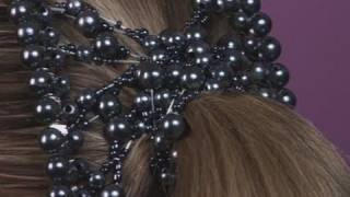 How To Use Hair Comb Accessories Properly