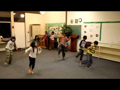 Shano Shano Dance
