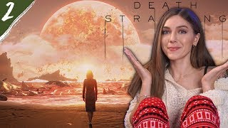 Surrounded By BTs With BB | Death Stranding Pt. 2 | Marz Plays