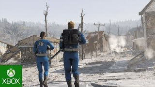 Fallout 76 – Official Wastelanders Gameplay Trailer