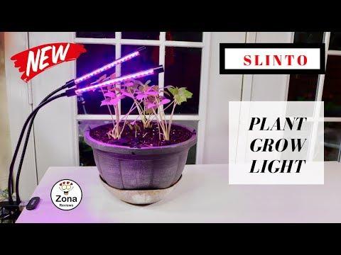 😍SLITINTO❤️ Plant Grow Light - Review✅