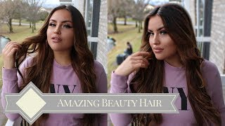 🖤Amazing Beauty Hair   Tape-In Extensions Review🖤