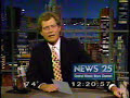 Damn Yankees on Letterman