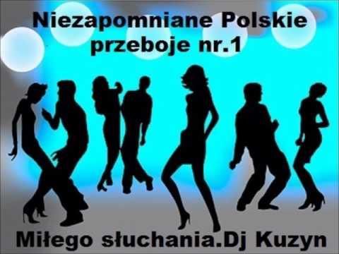 Niezapomniane Polskie przeboje nr.1