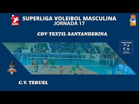 El Teruel gana a la Textil Santanderina 3 a 0