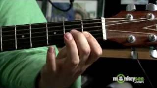 Basic Guitar - The F Chord