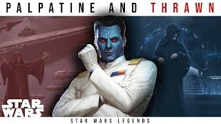 How Palpatine Reacted to Thrawn