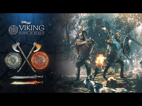 Dying Light / Orta Çağ Paketi / Viking: Raiders of Harran Bundle |