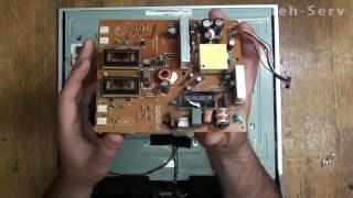 Ремонт монитора Viewsonic VG720