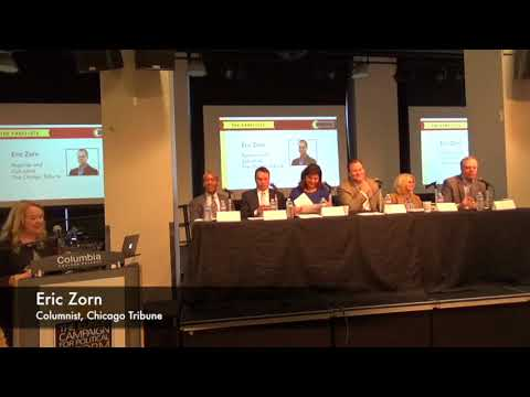 Event Video: Illinois' 2018 Elections: Why the Stakes Couldn't be Higher