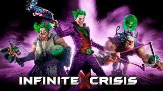 Infinite Crisis - Joker [#1 Tivolt & Hantaa]