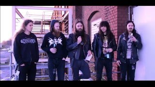 fast loud vektor interview first contact tour 2015