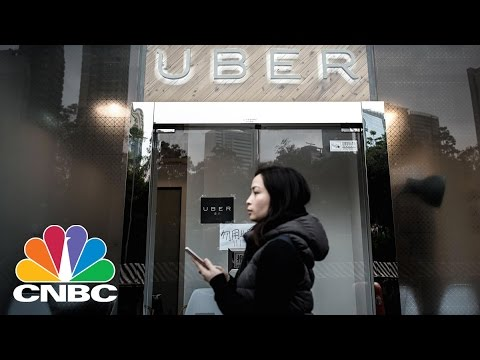 Uber China And Didi Chuxing