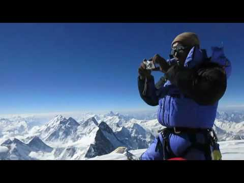 K2 Submit Point. The second highest location on Earth.