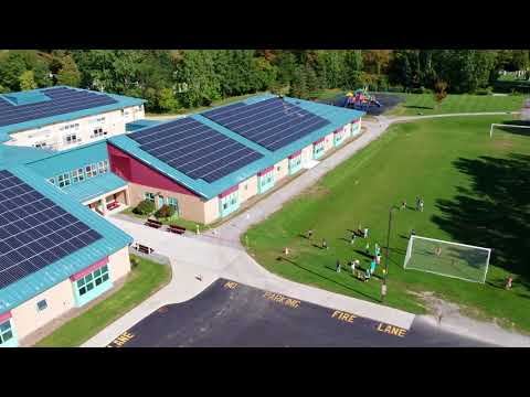 Vermont School Saves with Solar in St. Albans