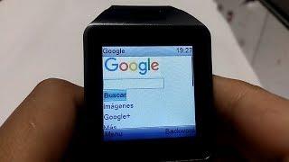 Configurar internet en smartwatch DZ09 - APN CNT Ecuador