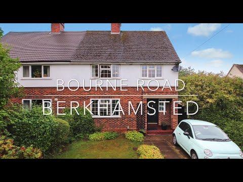 Three Bedroom, 1940s Semi Detached House - Bourne Road, Berkhamsted, Herts UK