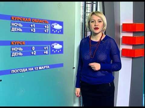 Погода в Курске 12.03.15