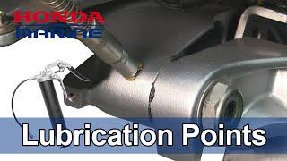homepage tile video photo for Honda Marine DIY Lubrication Points