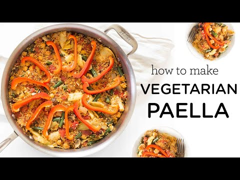 HOW TO MAKE PAELLA ‣‣ Cooking Class In Barcelona!