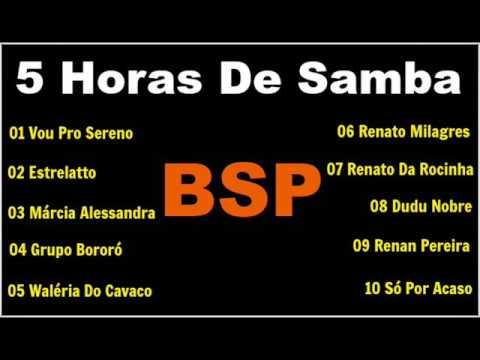 5 Horas De Samba Canal BSP Dezembro/2016 BSP