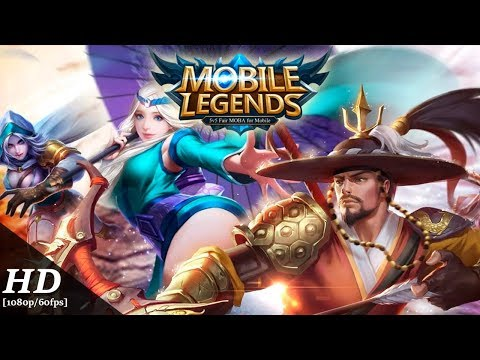 Mobile Legends 1 3 97 لـ Android - تنزيل
