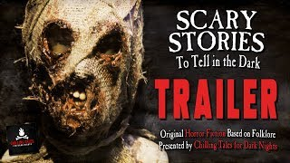 Scary Stories to Tell in the Dark — Trailer (2019) ???? Chilling Tales for Dark Nights