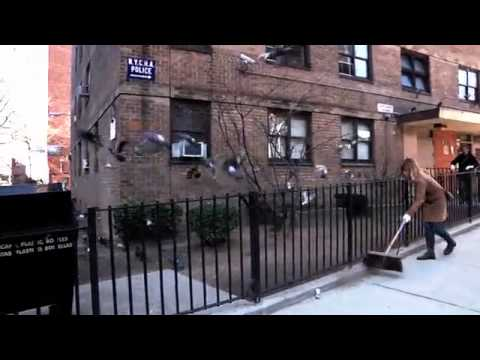 Red Eye: NYC Paint Party in Chelsea Housing Authority