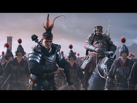 Total War: Three Kingdoms - Cinematic Trailer