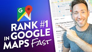 Rank in Google Maps FAST: 2020 Ranking Factors Revealed
