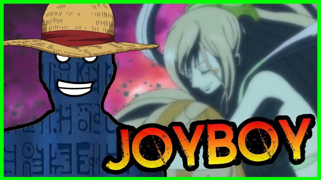 Joyboy Poseidon The Legendary Promise One Piece Discussion Tekking101 Youtube