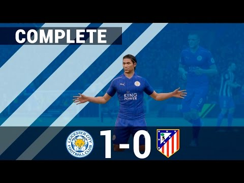 [PREDICT] Leicester vs Atlético 1-0 · Extended Match · Champions League 18/04/2017