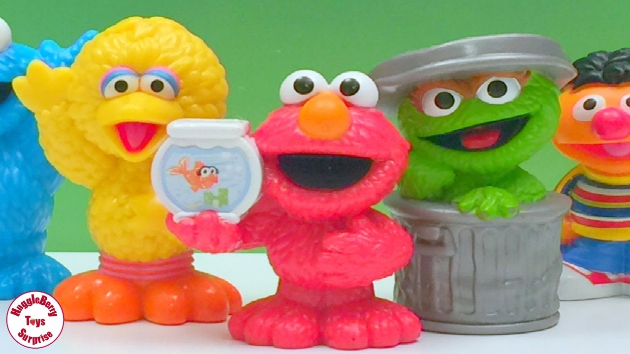 Sesame Street Toys : Sesame street pals toys elmo cookie