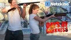 Days of Darkness (kompletter Horrorfilm auf Deutsch, ganzer Horrorfilm auf Deutsch, Zombiefilm) *HD*