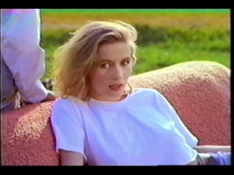 I Don't Know How To Say Goodbye To You By Sam Phillips  (Music Video 1989)