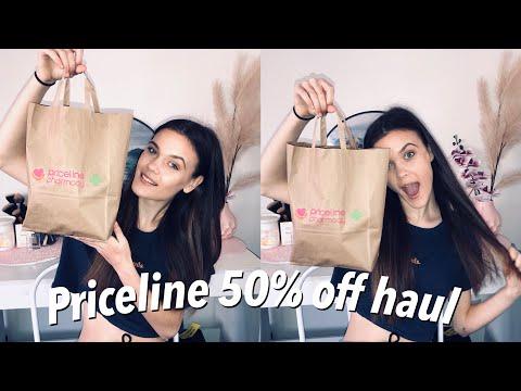 Priceline Australia Half Price Sale Haul